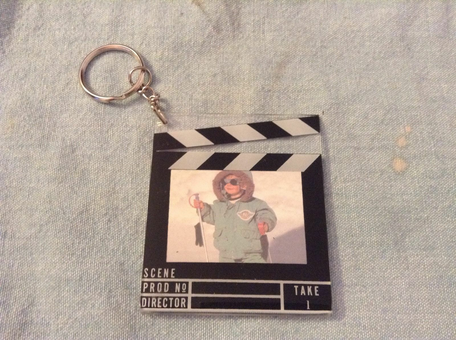 Top 10 party bag fillers ebay directors picture frame keychain jeuxipadfo Image collections