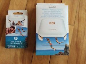 HP Sprocket 100 Smartphone Printer