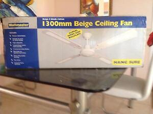 FOUR BLADE CEILING FAN Mindarie Wanneroo Area Preview