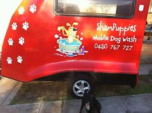 Shampuppies mobile dog wash and grooming Bedford Park Mitcham Area Preview