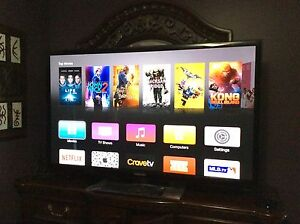 "Samsung 60""  3D 550 series tv"