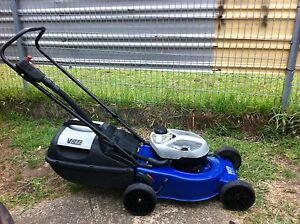 Victa 2 stroke 4 blades lawn mower Miller Liverpool Area Preview
