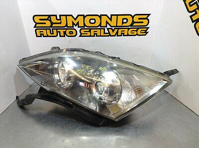 For Honda Cr-V 2001-2003 Headlight Lighting Lamp Part N//S Uk Passenger Side