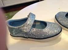 Girls Ralph Lauren sparkly Mary Janes 7 1/2 Cannon Hill Brisbane South East Preview