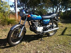 Suzuki GT185 1975 (perfect cafe racer) Maraylya The Hills District Preview