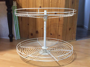 Lazy Susan for kitchen cupboard