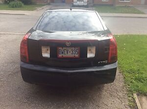 Cadillac  CTS         2007 as is