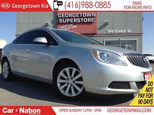 2015 Buick Verano LEATHER   TOUCH SCREEN   2.4L   LOW KM  