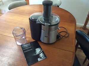 Juice extractor Tennyson Point Ryde Area Preview