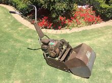Scott Bonner Reel Lawn Mower Model 45 14 inch Clarence Gardens Mitcham Area Preview