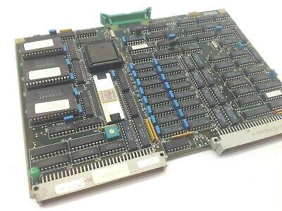Engel Keba D1457d-0 E-cg-control Tft Control Module Card