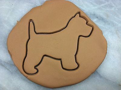 Westie Cookie Cutter CHOOSE YOUR OWN SIZE! Dog Puppy West Terrier ()
