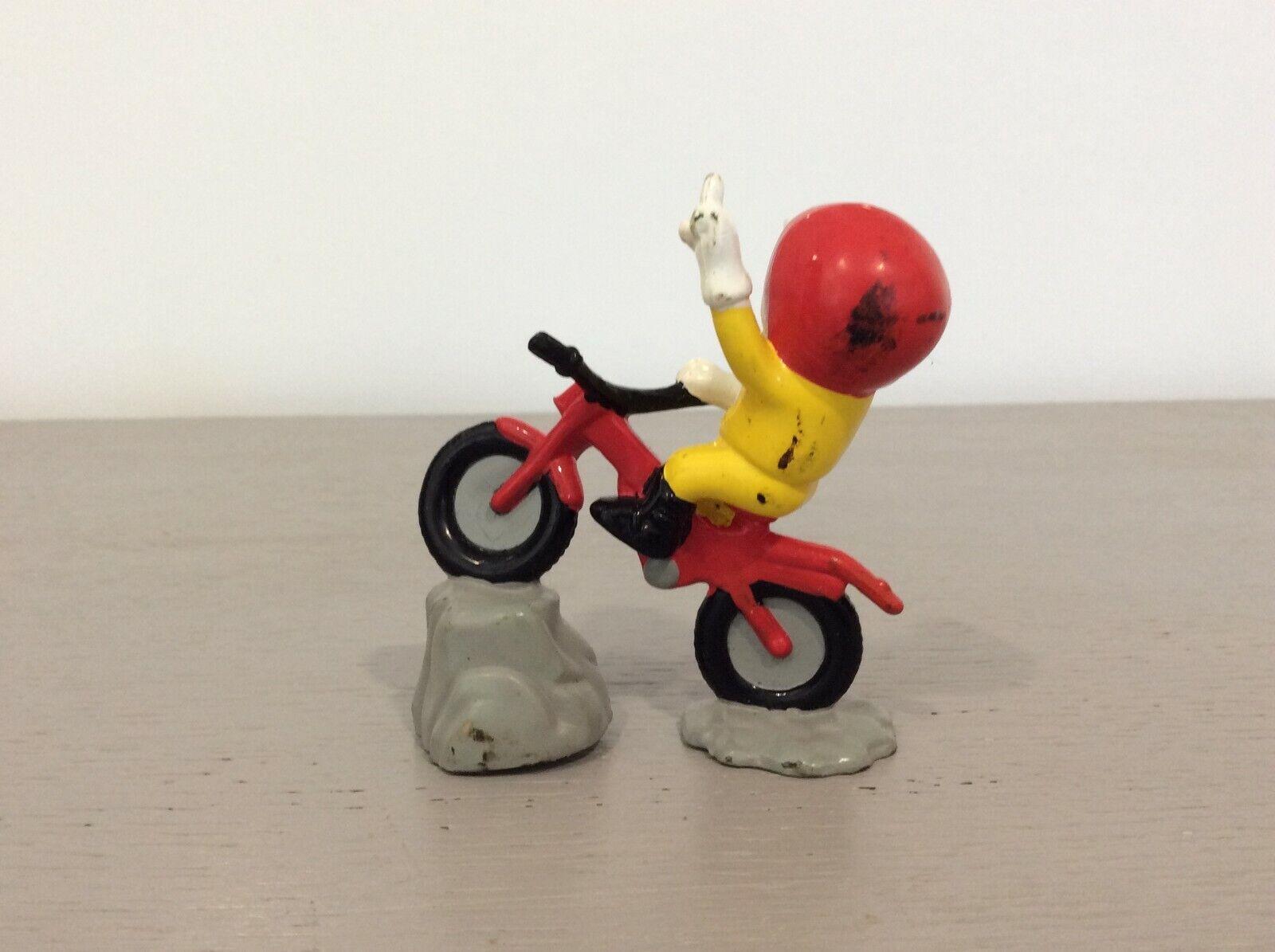 Figurine moto trial rmp licensing jouet en loose