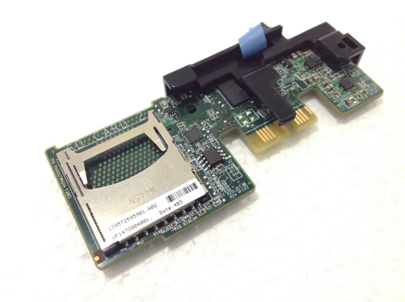 PMR79 DELL DUAL SD FLASH CARD READER MODULE FOR POWEREDGE R430 R530 R630 R730