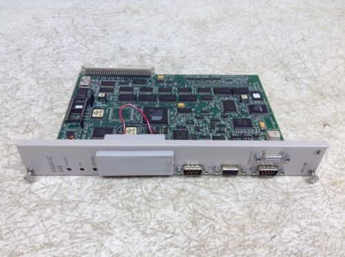 Texas Instruments / Siemens 545-1106 Simatic 545 Processor Module 5451106