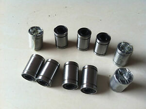 10pcs-LM6UU-6mm-Linear-Ball-Bearing-Bush-Bushing