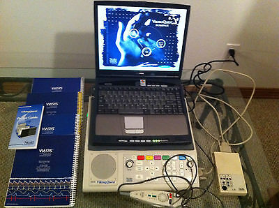 Nicolet Viking Quest Portable Emg Ncs Laptop Only