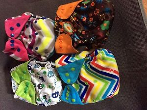 Eco Able aio cloth diapers