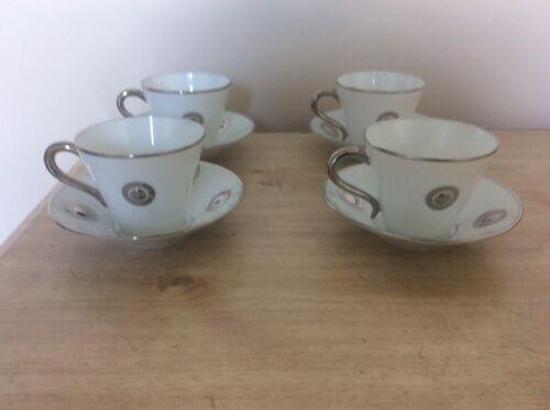 Ithaque Platinum Tea Cup Bernardau