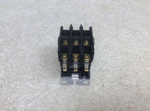 Gould 2200 EBC230BA Definite Purpose Contactor 208-240 VAC Coil 600V 30 Amp (TSC
