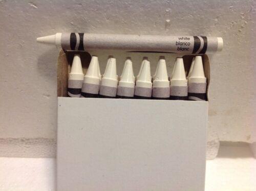 Купить (16) Crayola Crayons (white) BULK