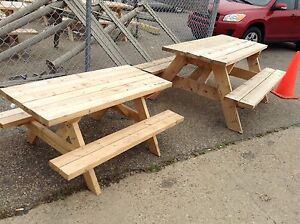 HfH ReStore WEST - picnic tables