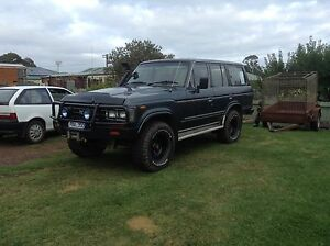 62 series Toyota landcruiser wagon 88 model Cobden Corangamite Area Preview