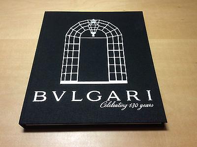 Catalogue Catálogo BULGARI Celebrating 130 years - 2014 - Watches - Español