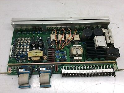 Sanyo / NEC PC Board, LEBLOND MAKINO, DU4F 3E 193-230092, 193-250092-B-02, Used