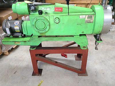 Pulsa 8480-s-ae Diaphragm Metering Pump