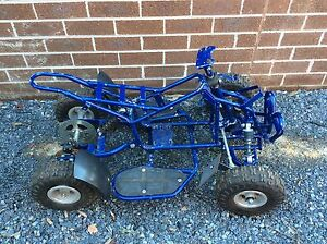 Small Quad Bike Frame Ferntree Gully Knox Area Preview