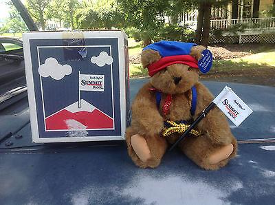 Vermont Teddy Bear Company Summit Bank Hiker