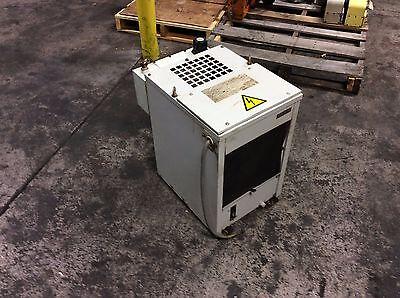 Daikin Industries Oilcon Oil Cooler Chiller Unit, # AKS33K-U78, Used, WARRANTY