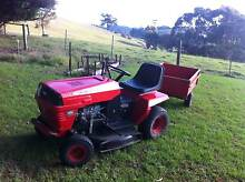 ride on lawn mower plus trailer Ellinbank Baw Baw Area Preview