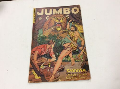 Jumbo Comics March No. 157