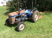 Tractor Leyland and slasher - Nambour area Dulong Maroochydore Area Preview