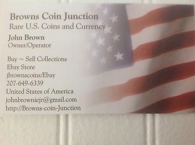 Browns Coin Junction