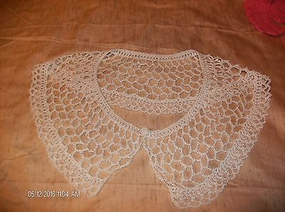Brand new hand crochet collar