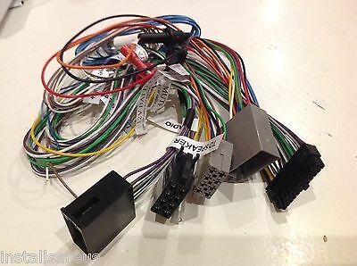 NEW Genuine Parrot mki 9200 9100 9000 3200 ISO Power & mute wiring loom kit