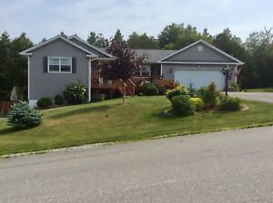 House with In-Law Suite, Quispamsis.  $299,500.
