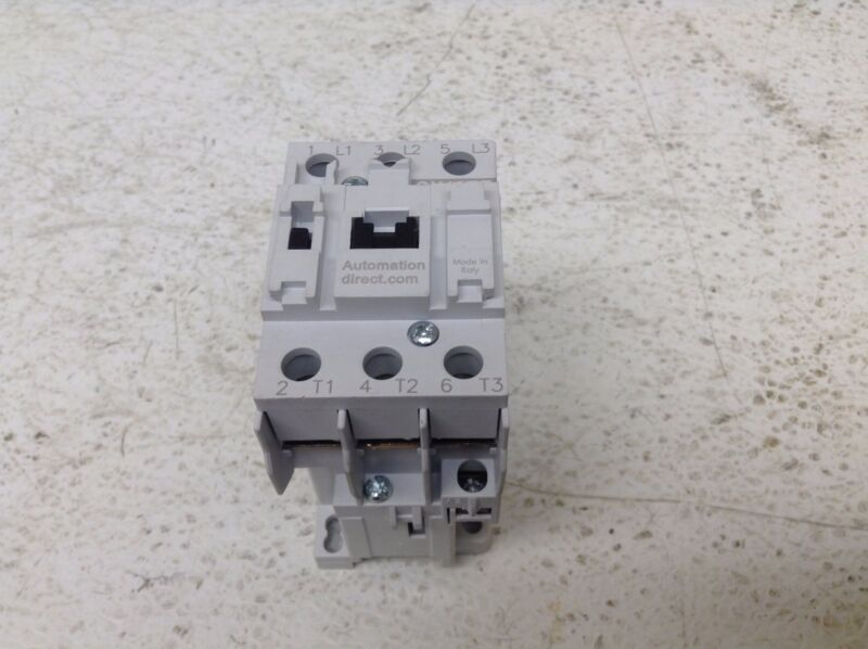 Automation Direct GH15ET 110-120 VAC Coil Motor Starter Contactor 15 HP @ 460 V