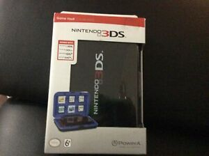 NINTENDO 3DS Power A gamed vault brand new Open it once