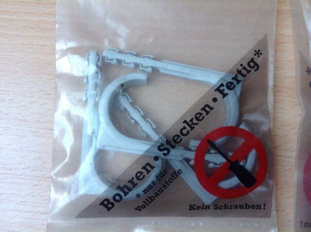 Fischer Steckfix SF plus ES 28 - 4 Stück je Packung