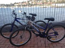 Dunlop His & Hers Mountain Bikes Double Bay Eastern Suburbs Preview