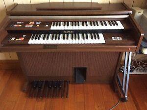 Kawai Organ Ulverstone Central Coast Preview
