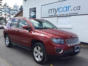 2017 Jeep Compass Sport/North LEATHER, POWER SUNROOF, HEATED...