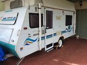 2001 jayco freedom pop up Murrumba Downs Pine Rivers Area Preview