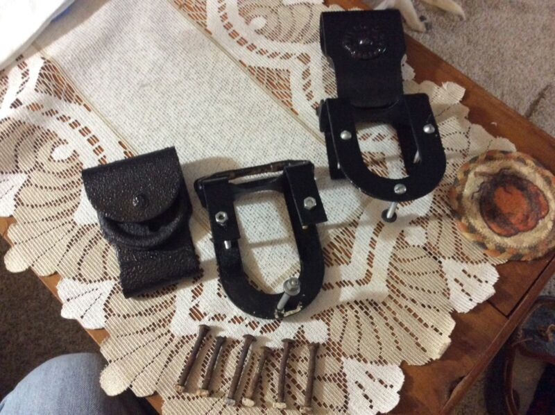 Antique Barn Door Hinges And Rail