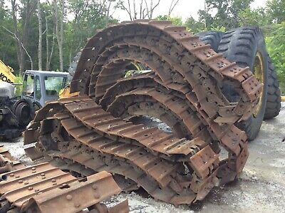 Used Caterpillar D9r Bulldozer Tracks