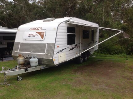 Concept Ascott S11 Caravan Raworth Maitland Area Preview
